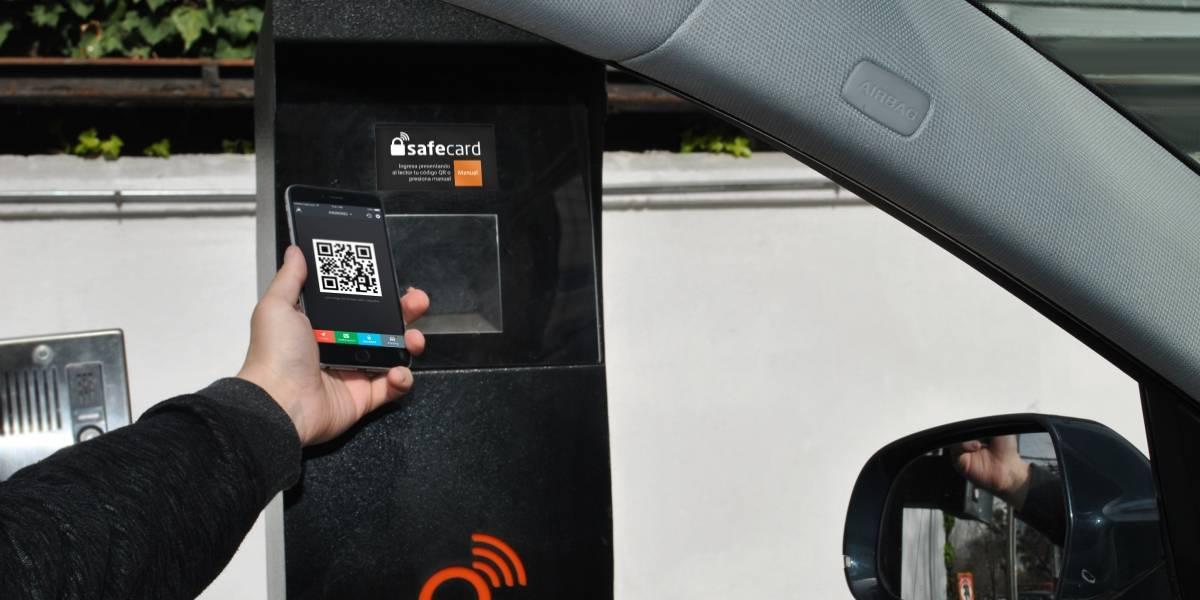 Nuevo sistema de parking con el celular comenzará a operar en Santiago