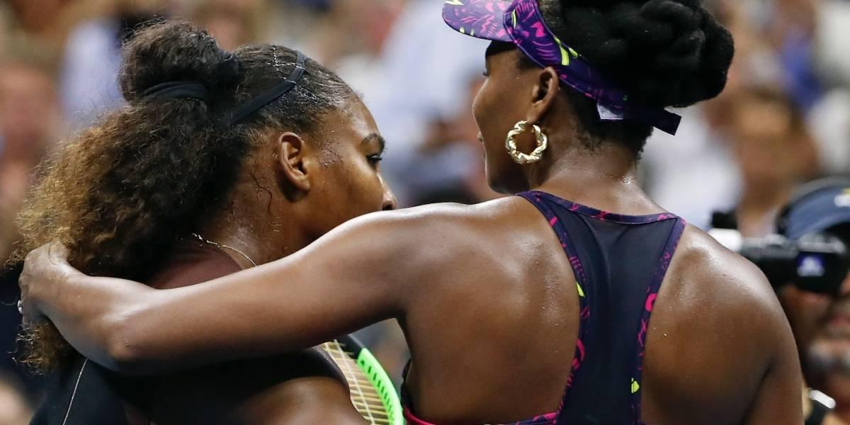 Serena derrota a su hermana Venus en el US Open