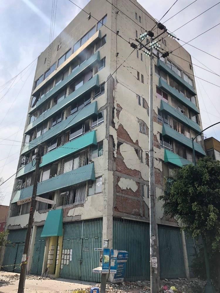 Toluca 28, Colonia Roma Sur, Cuauhtémoc Foto: Cortesía