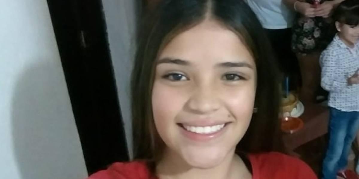 Así apareció la joven de 15 años que había desaparecido desde hacía ocho días