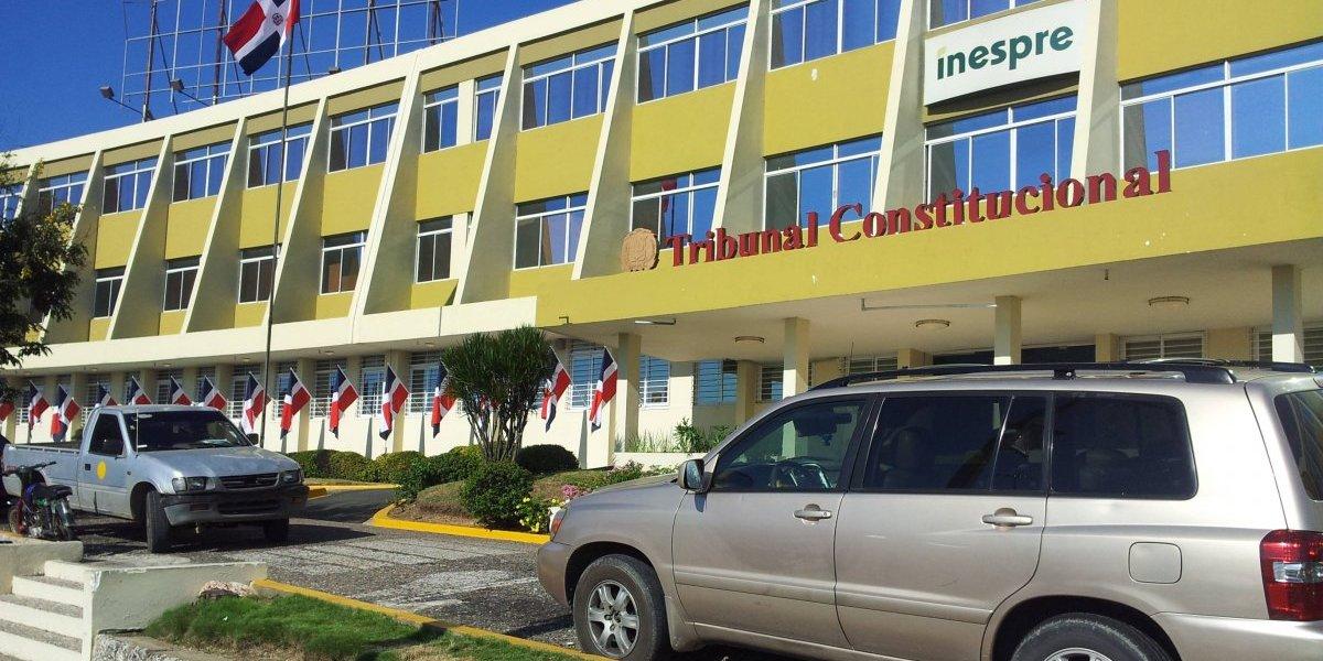 El TC declara inadmisible recurso contra prohibición reelección