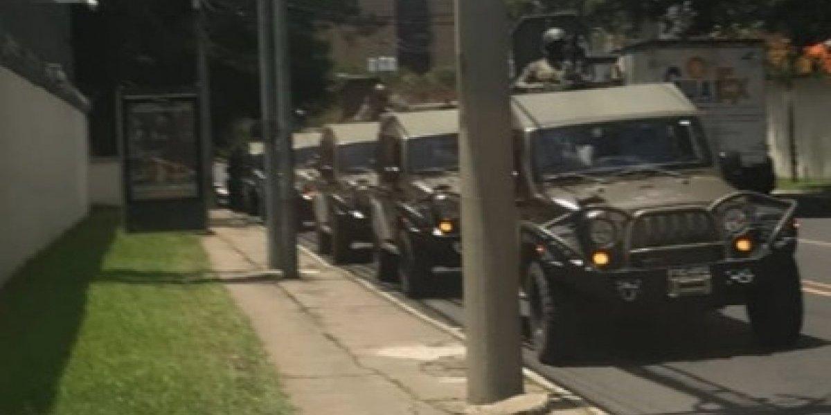 """Exfuncionarios de Gobernación resaltan que patrullaje con Jeep J8 en la Ciudad """"no tenía razón de ser"""""""