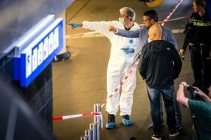 Ataque en Amsterdam