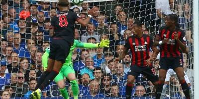 Imágenes del encuentro entre Leicester y Liverpool