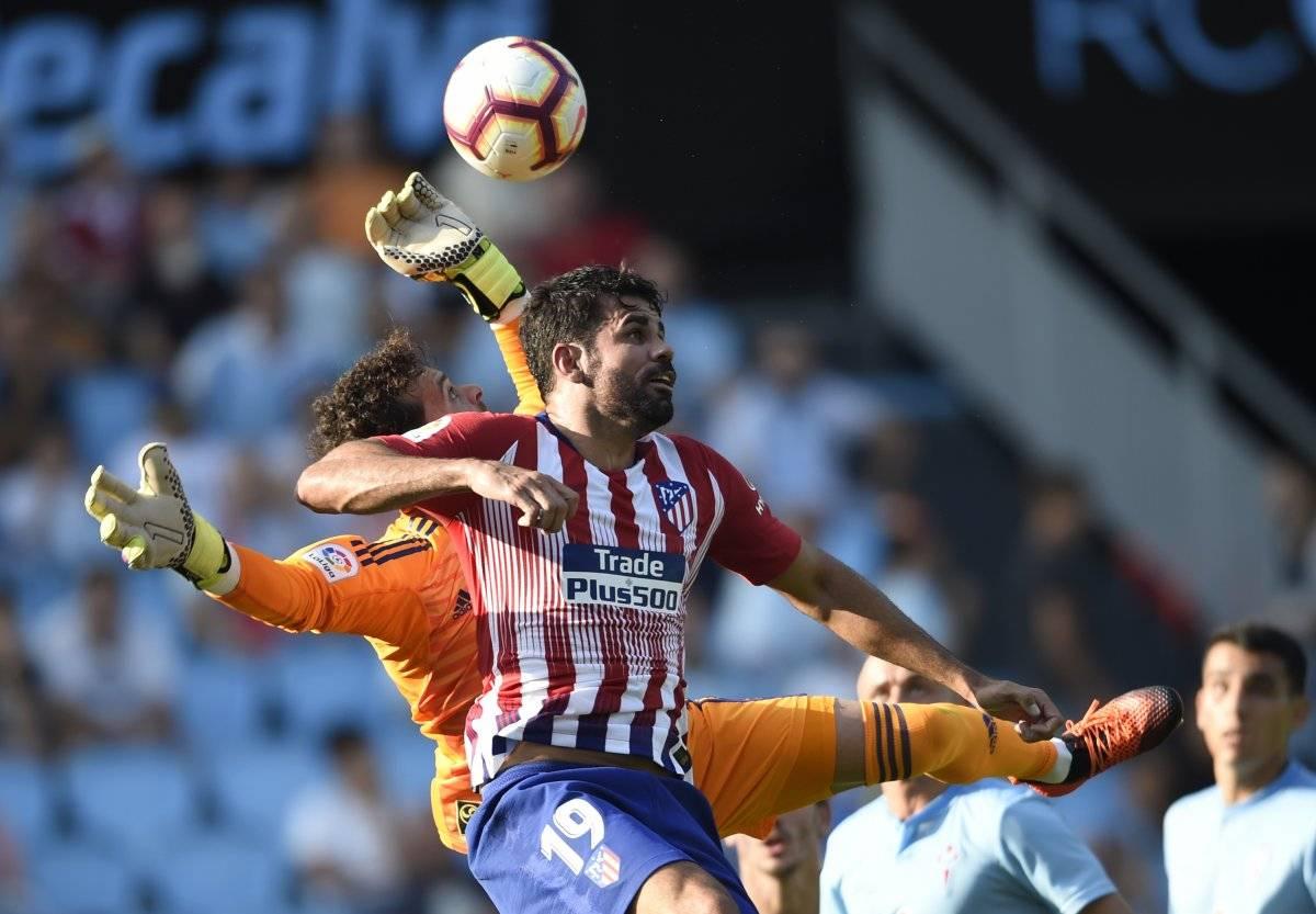 Diego Costa no tuvo su mejor desempeño