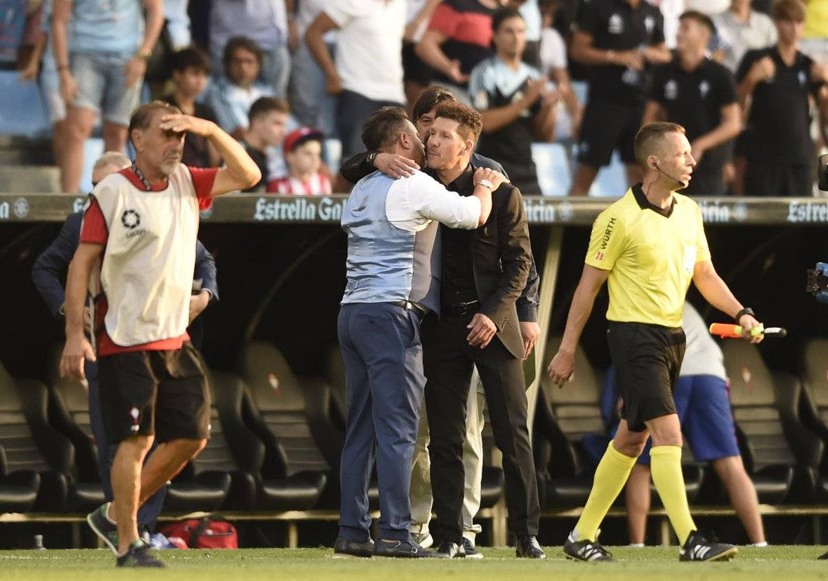 Antonio Mohamed le ganó el duelo a su compatriota Diego Simeone