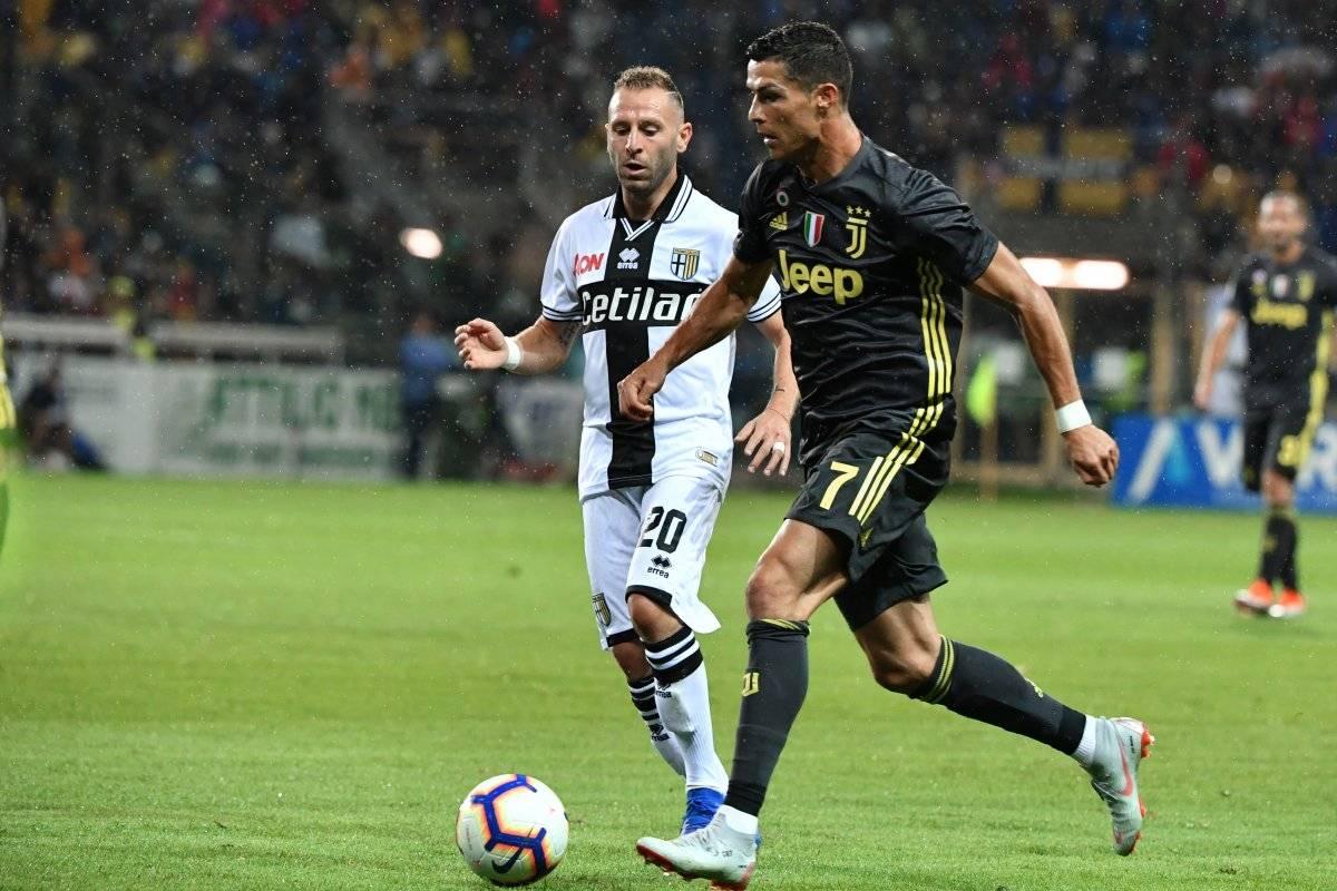 Ronaldo no asistió a la premiación al mejor jugador de Europa