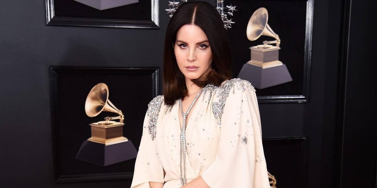 Lana Del Rey cancela concierto en Israel ante presiones