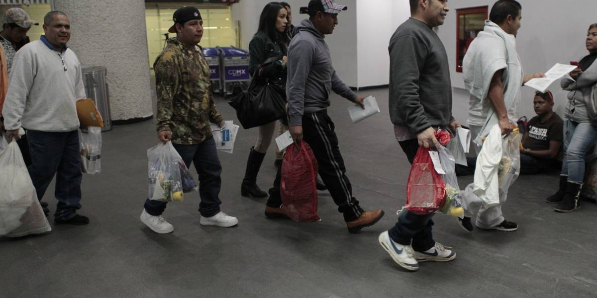 Migrantes disparan 100% seguros de desempleo en CDMX