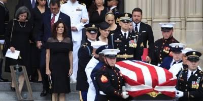 Funeral de John McCain