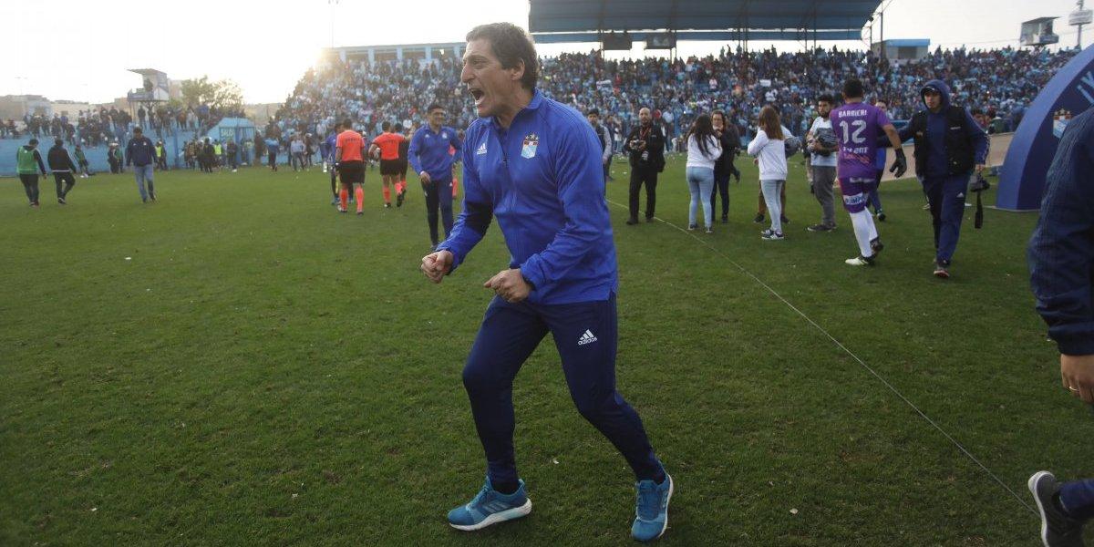 El Sporting Cristal de Mario Salas sigue intratable y empezó el Clausura con una sólida goleada