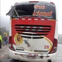 Los 19 buses de la cooperativa Viajeros Internacional mantienen activas sus operaciones desde la terminal de Cuenca