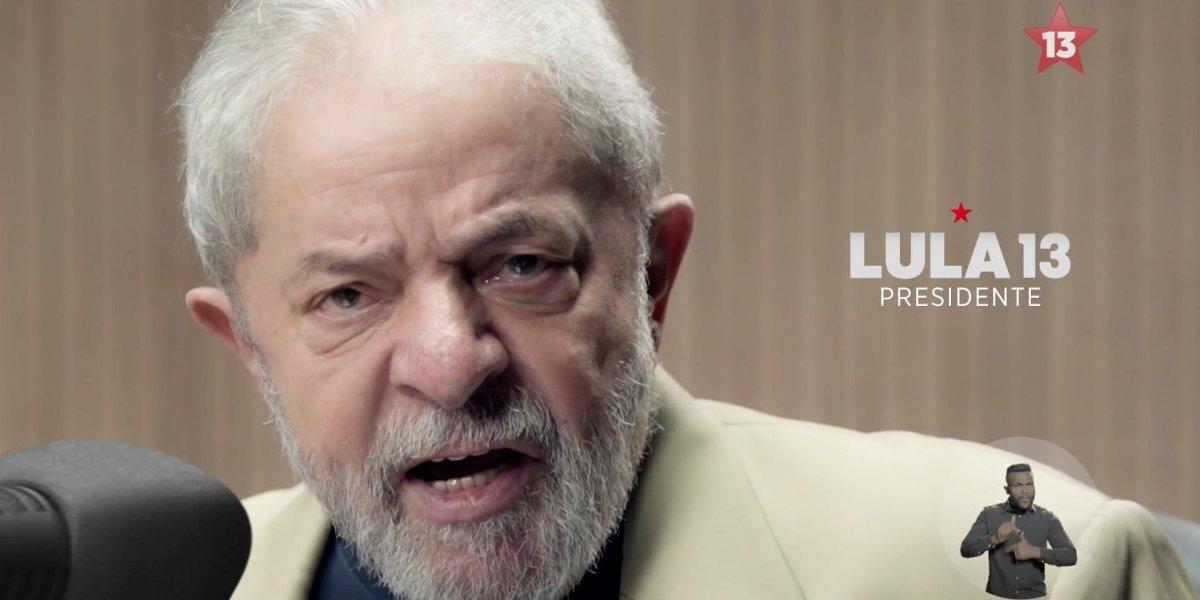 Lula da Silva hizo caso omiso a invalidación de su candidatura: lanzó su video de campaña
