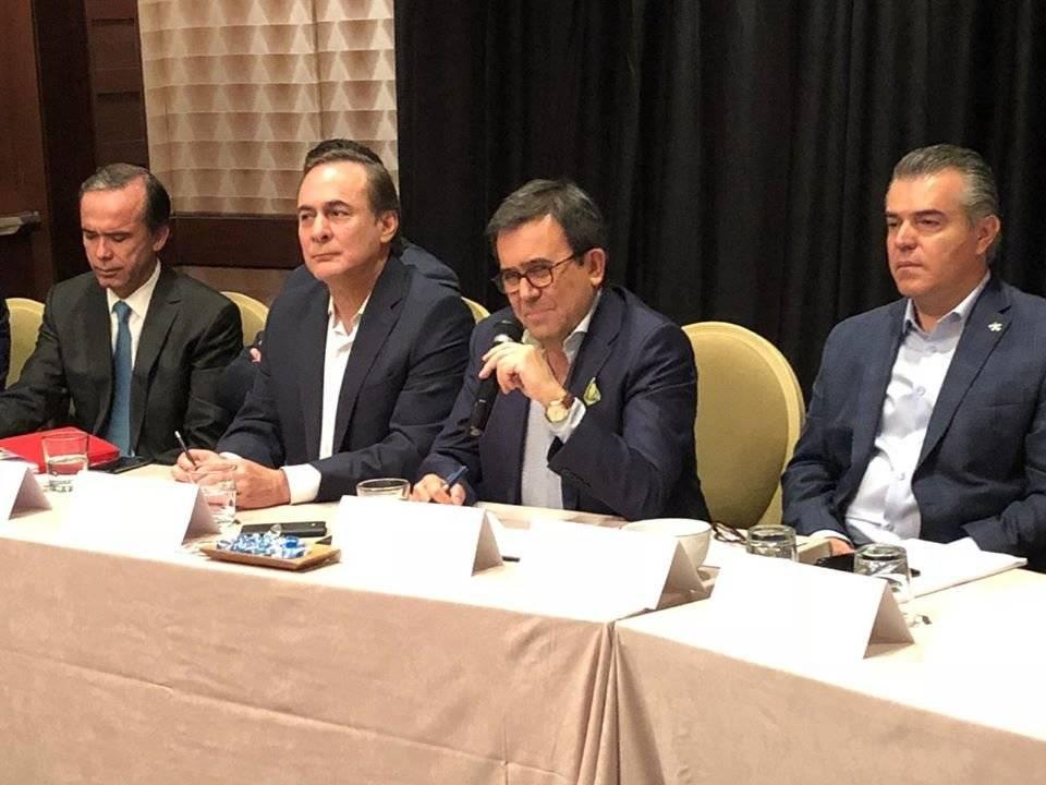 El Cuarto de Junto continuará su participación en conjunto con el equipo negociador Foto: Facebook cceoficialmx
