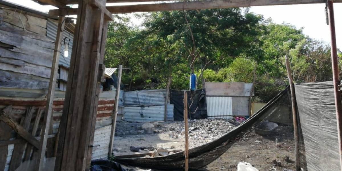 Hallan restos de dos cadáveres desmembrados en Barranquilla