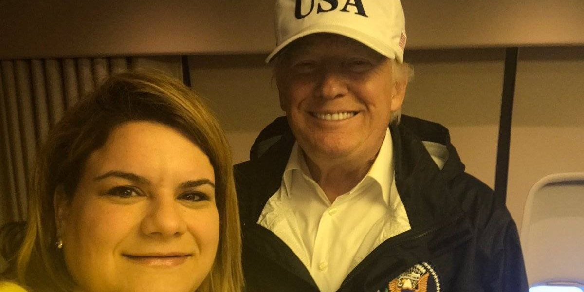 """JGo defiende a Trump: """"El presidente ha sido muy generoso"""""""