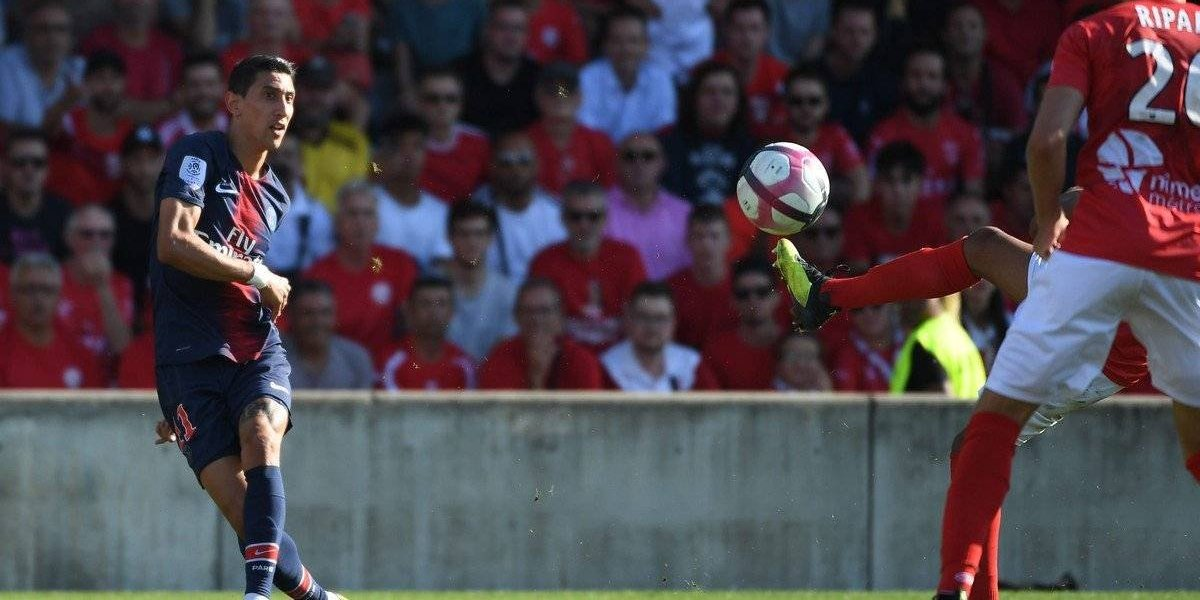 VIDEO: Ángel Di María mete gol olímpico