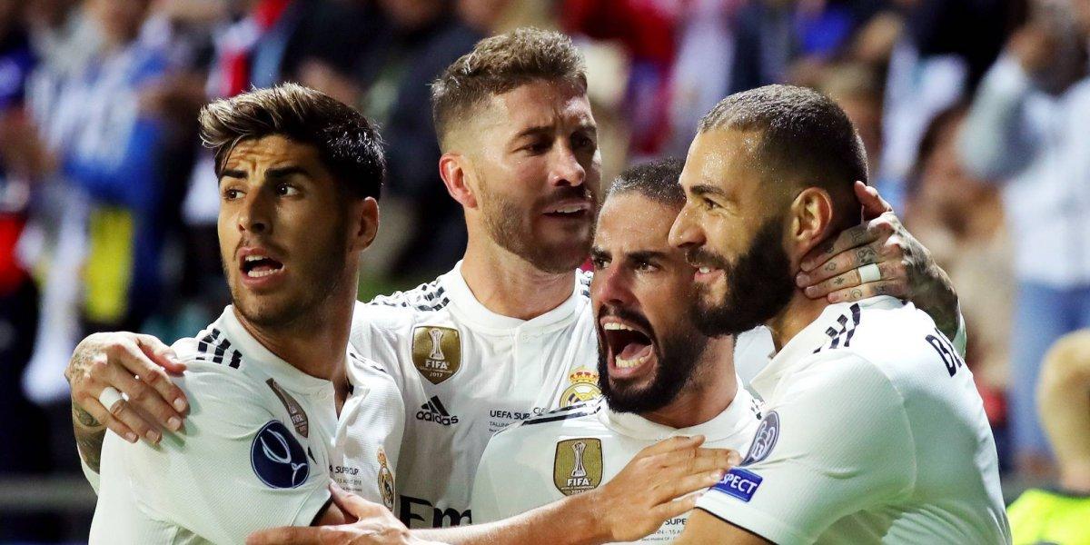 VIDEO: VAR se hace presente en el Santiago Bernabéu