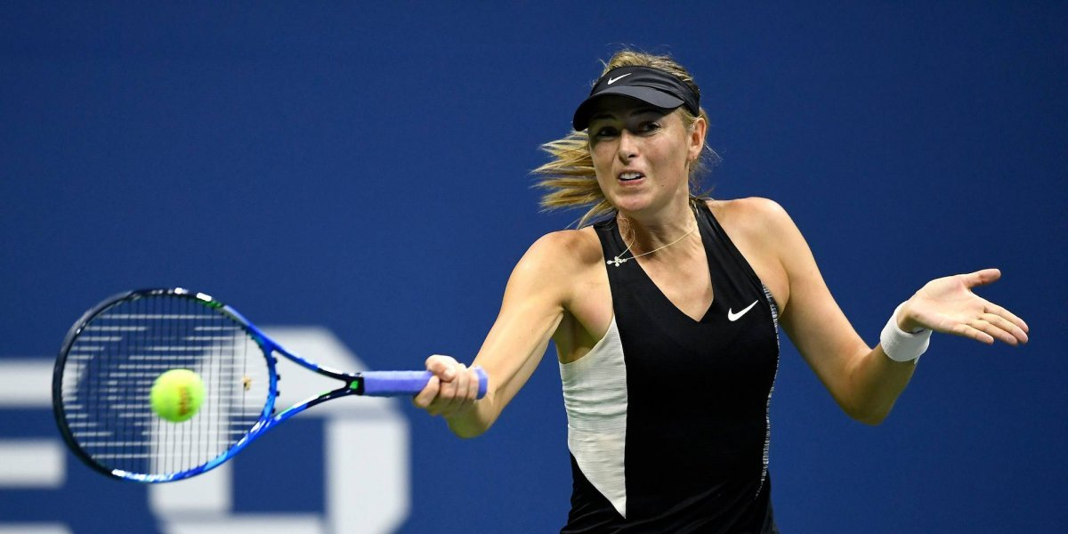 Maria Sharapova ingresa a octavos del US Open
