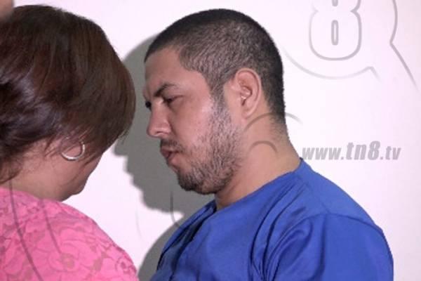 Efraín Alexander Alarcón, guatemalteco detenido en Nicaragua