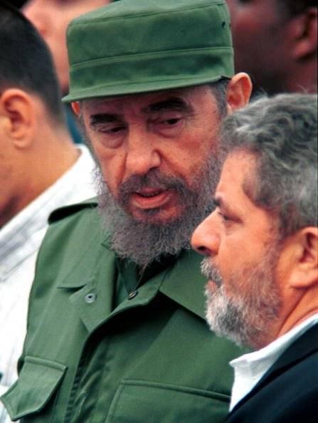 Era uno de los principales aliados de Fidel Castro, líder cubano fallecido en 2016 Foto: Getty Images