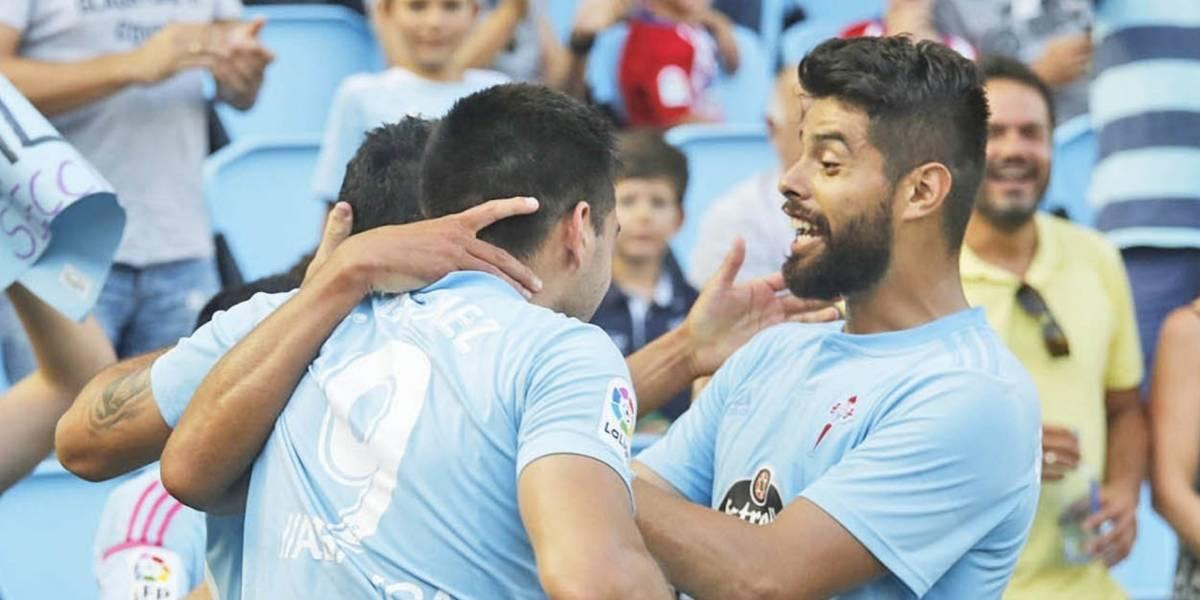 Néstor Araujo y el Celta derrotan al Atlético de Madrid