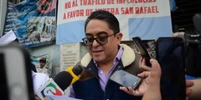 PDH pide amparo contra el presidente Jimmy Morales.