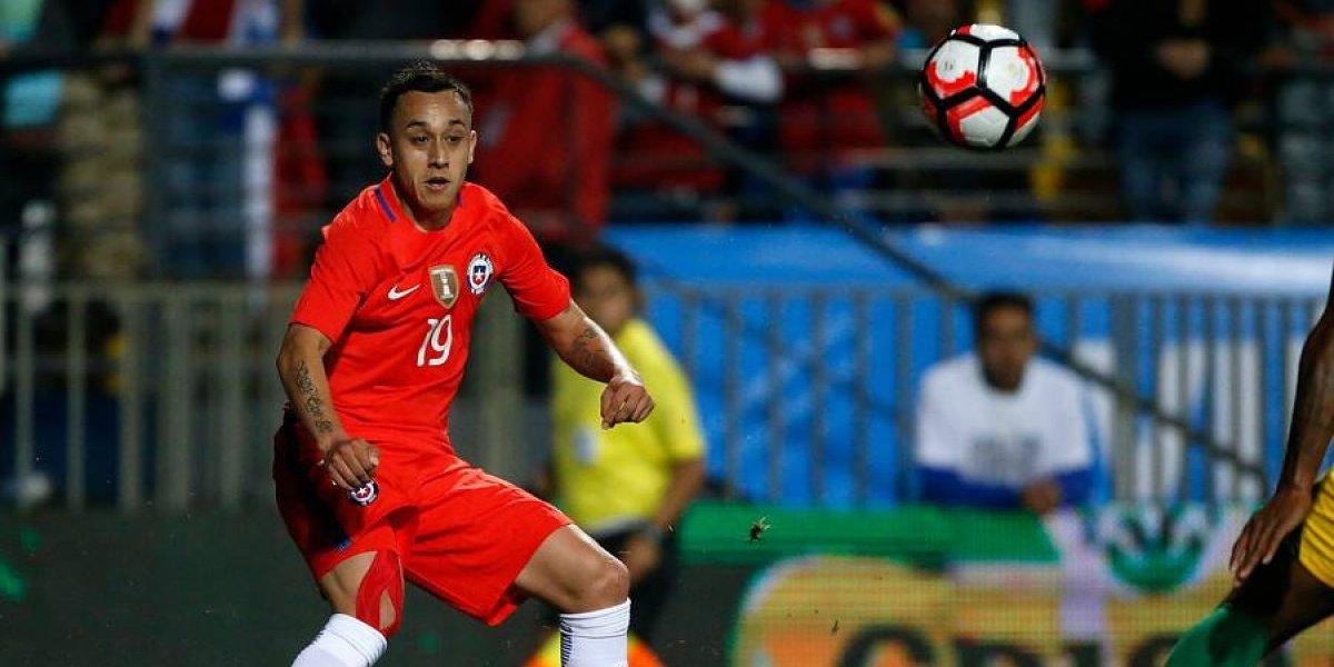 La Roja tiene su primera baja para la gira asiática: Fabián Orellana se perderá los duelos ante Japón y Corea del Sur