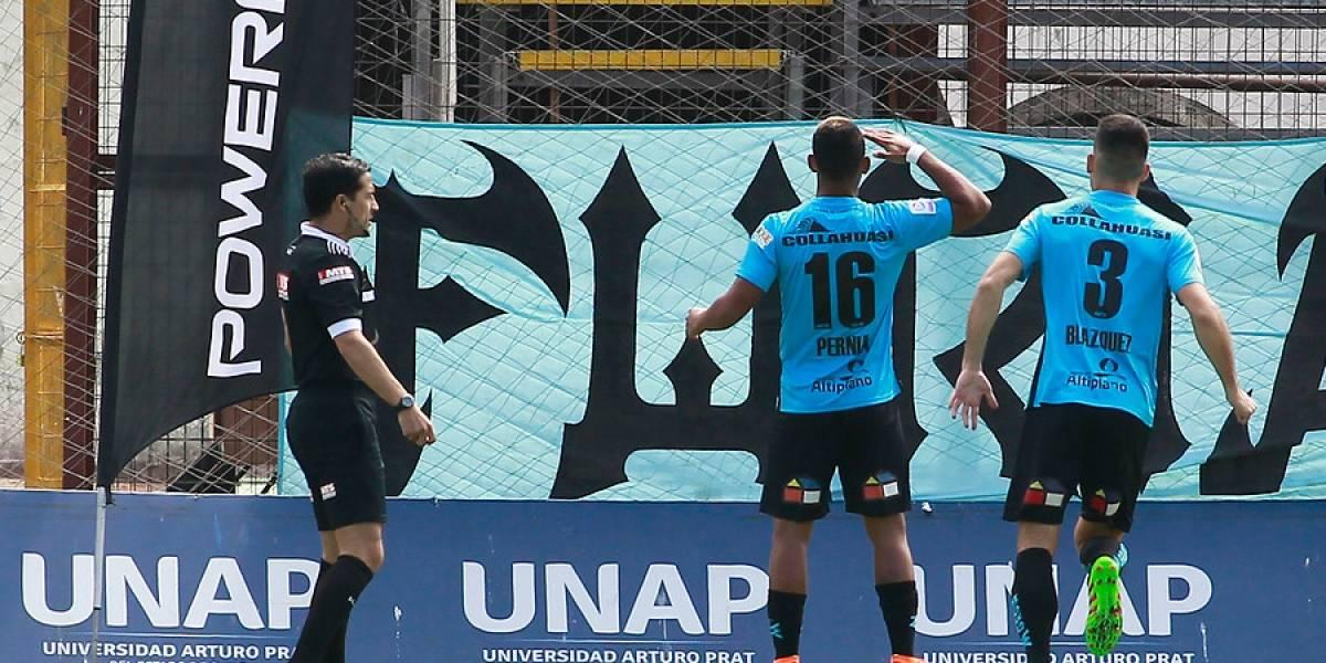 Deportes Iquique comienza a respirar en el Campeonato Nacional y superó a un alicaído O'Higgins