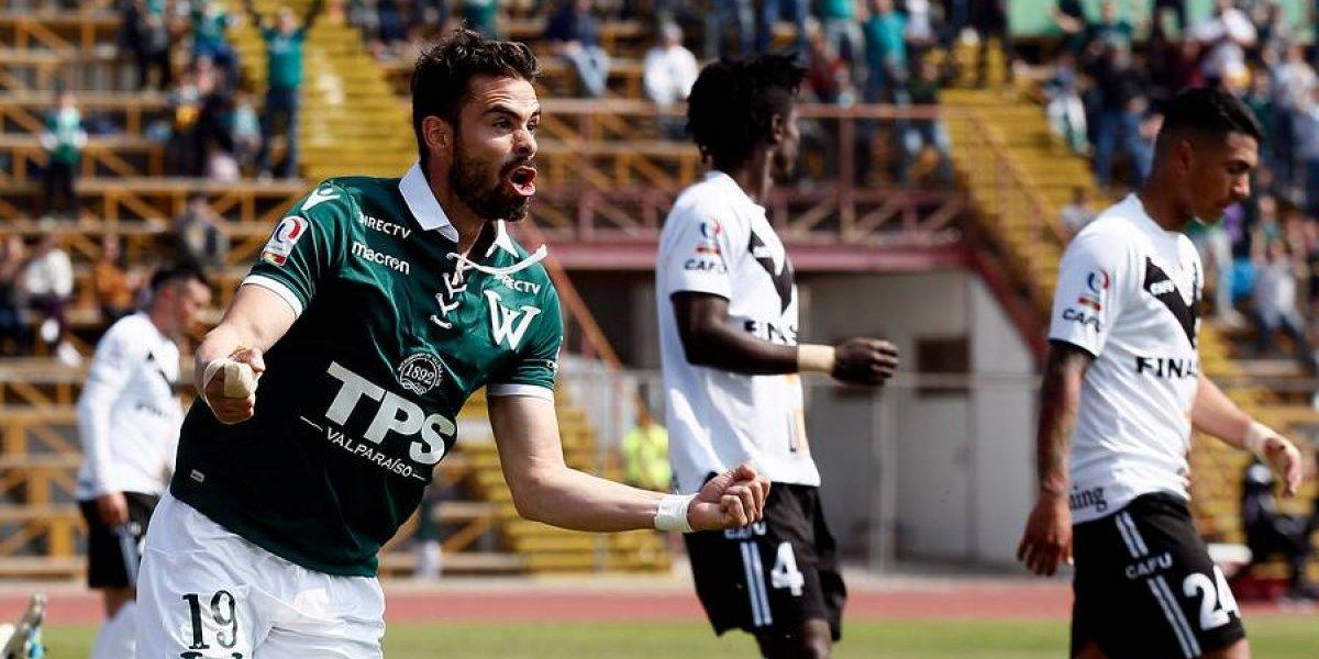 Santiago Wanderers se ilusiona con la liguilla tras bajar a Santiago Morning