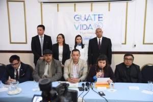 Guate por la vida