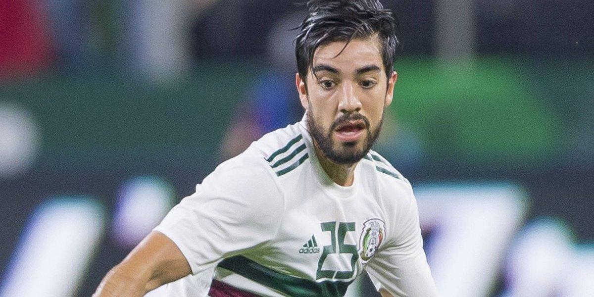 OFICIAL: Rodolfo Pizarro es baja del Tri para fecha FIFA