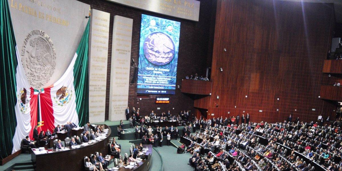 La responsabilidad del Congreso Mexicano