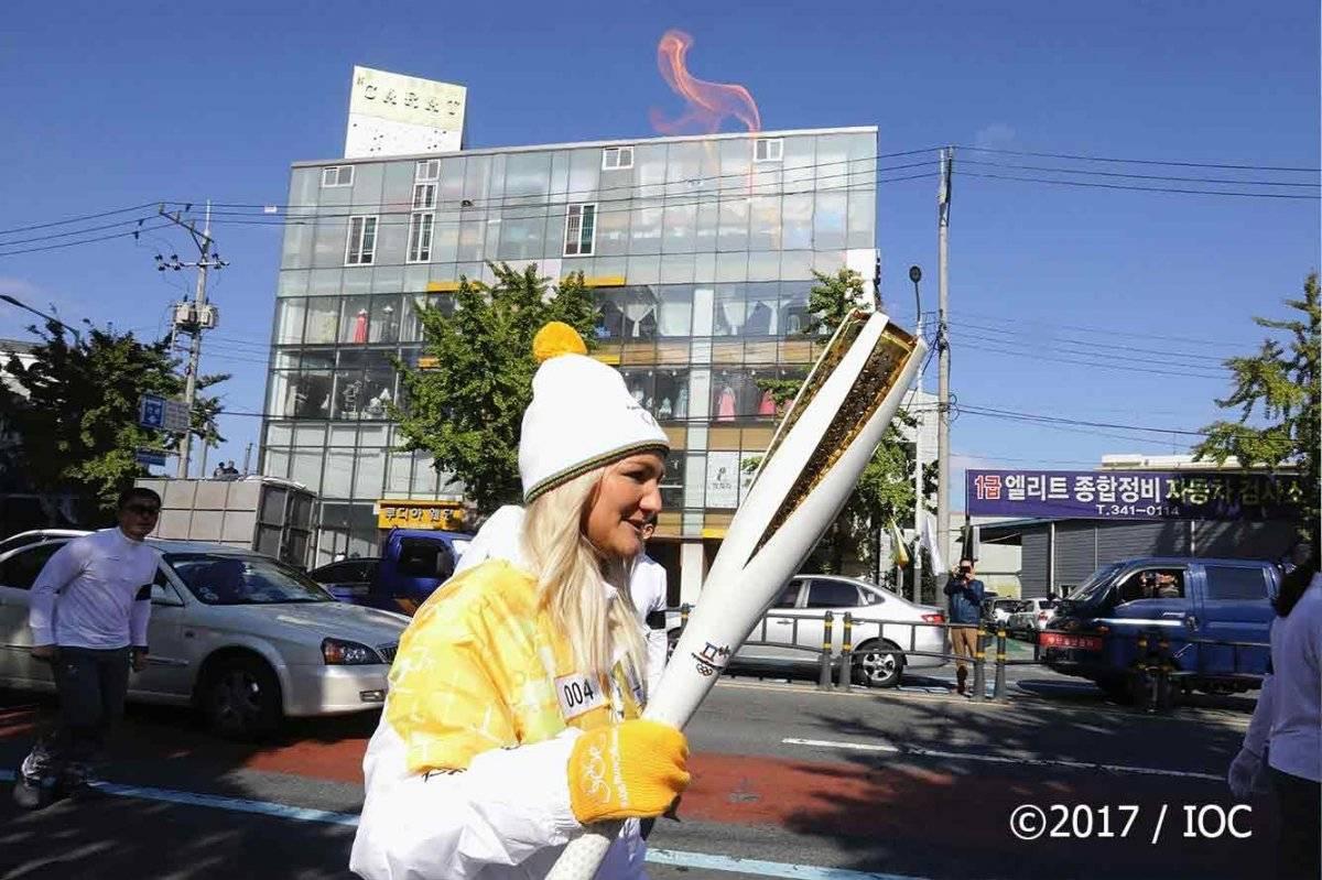Rumbo a Tokio 2020 IOC
