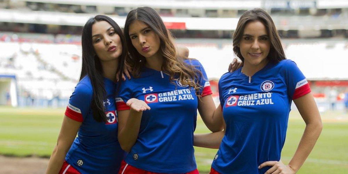 Las chicas de la jornada 8 del Apertura 2018