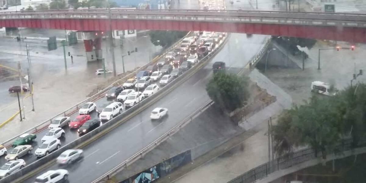 Galería: Así quedó Monterrey tras la tromba de este domingo