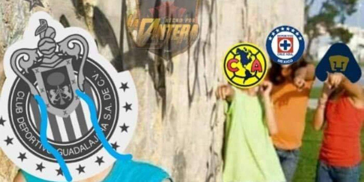 Los mejores memes de la jornada 8 del Apertura 2018
