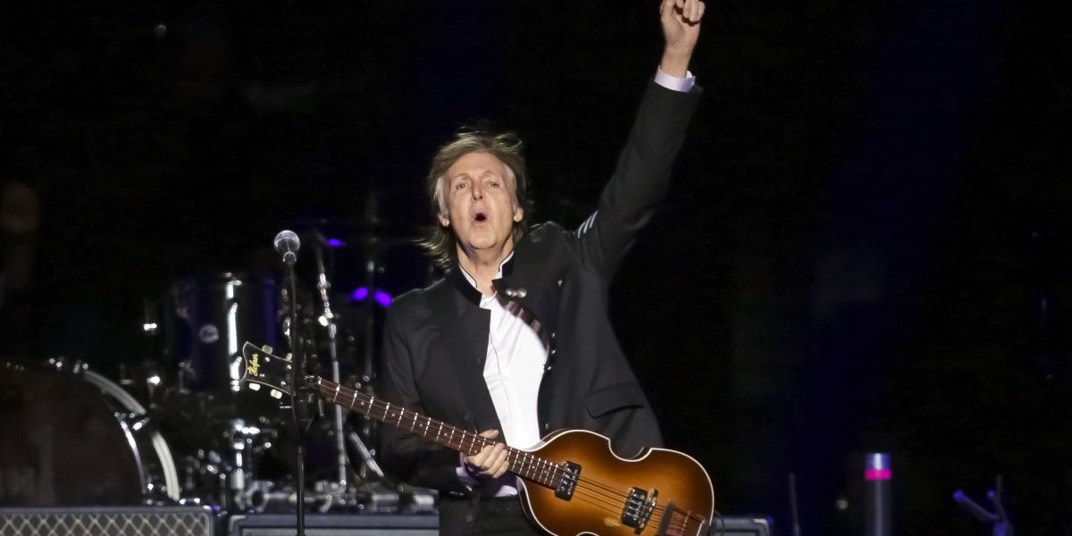 Paul McCartney confesó que vio a Dios