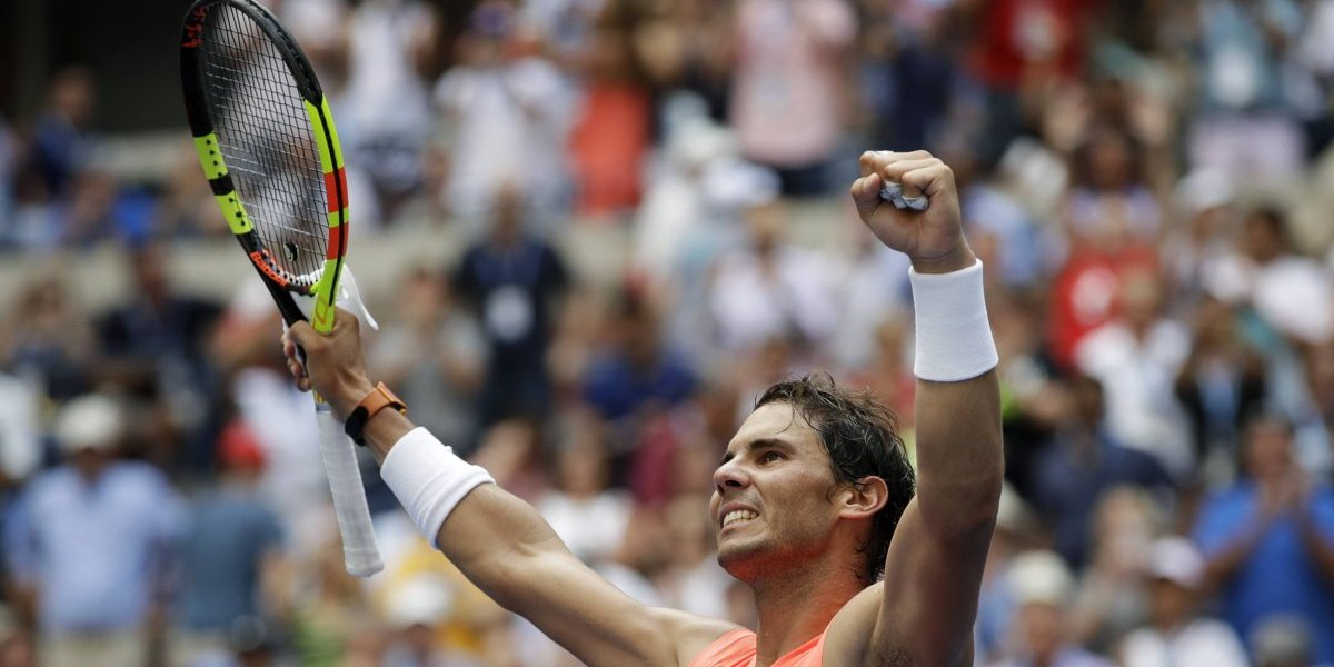 Nadal sigue firme en el US Open y ahora se medirá con Thiem en cuartos de final