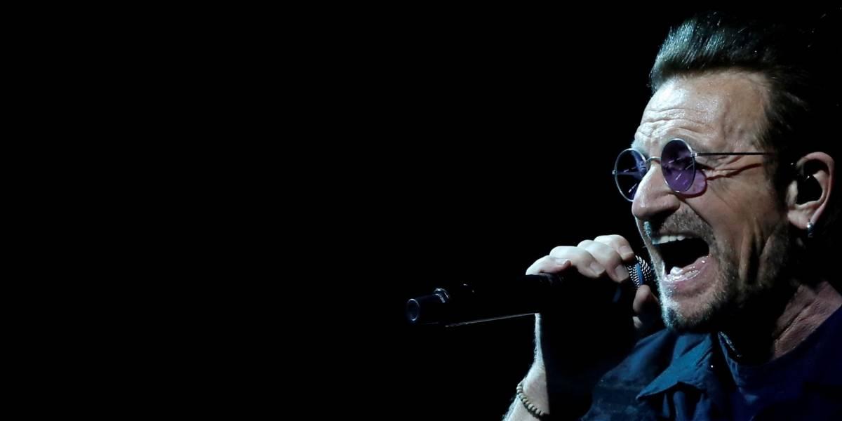 Bono perde a voz e U2 deixa palco no meio de show na Alemanha