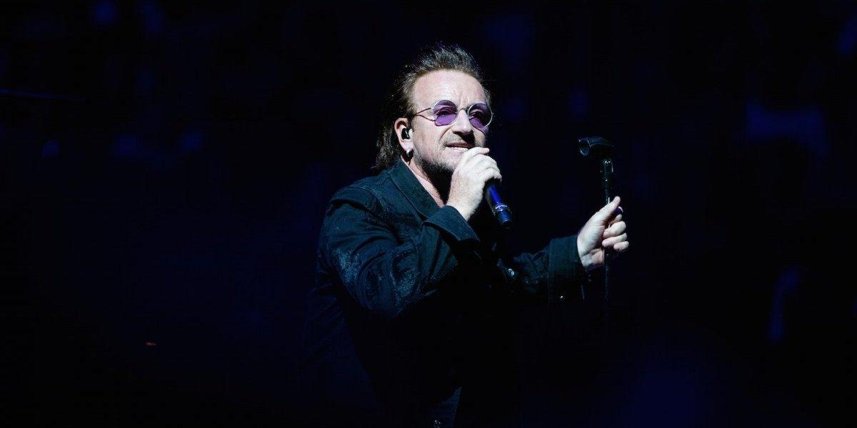 Bono pierde la voz en pleno concierto de U2