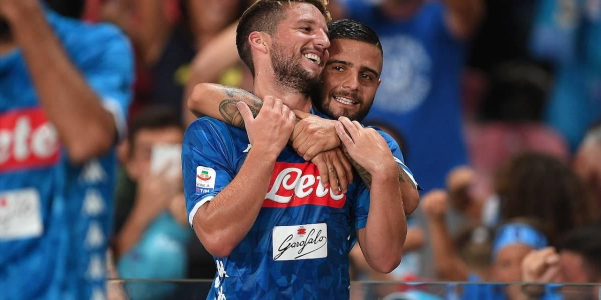 ¿Ospina repite titularidad con Napoli, ahora frente a la Sampdoria?
