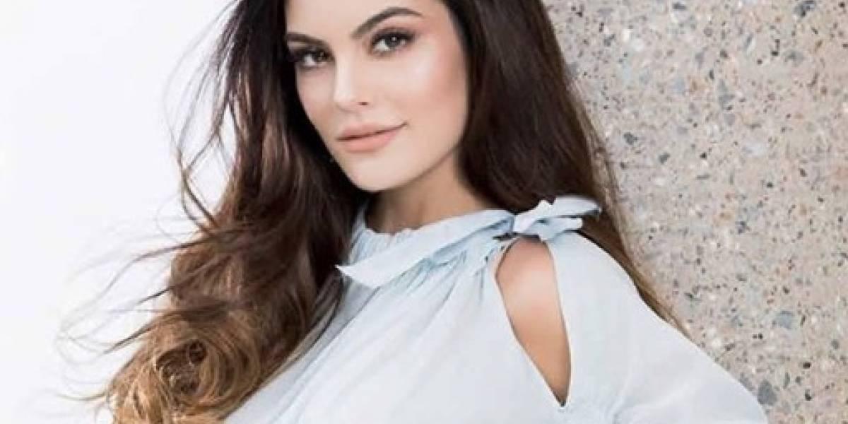 Ximena Navarrete aparece por primera vez tras haber perdido a su bebé