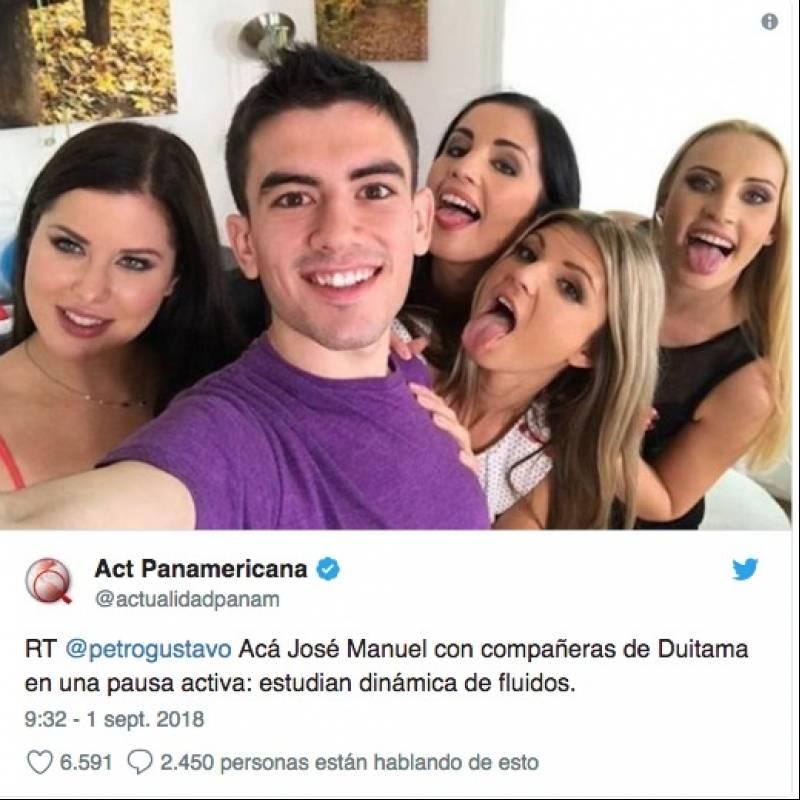 Twiter Actualidad Panamericana