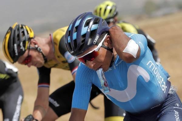 Clasificación de la etapa 12 de La Vuelta a España