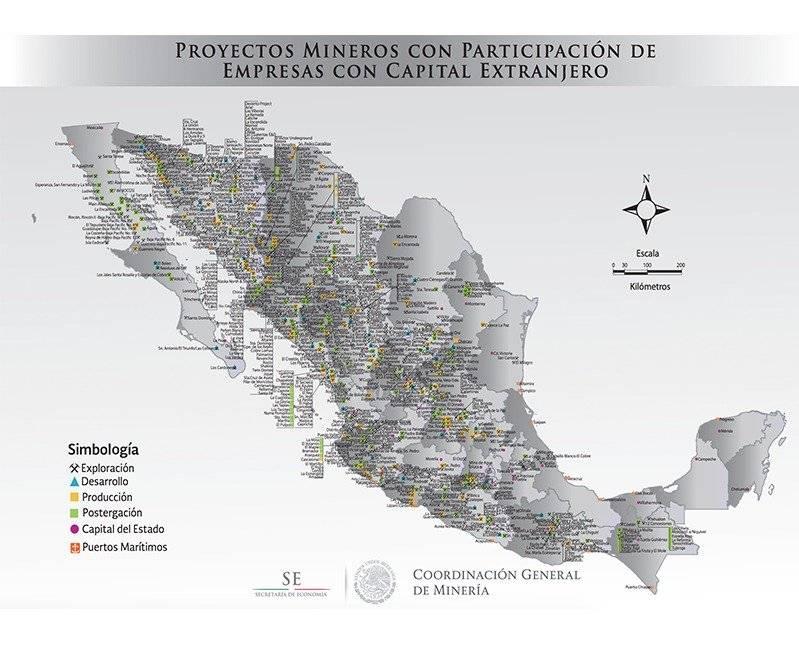 Los proyectos en Centro y Sudamérica afectarían a más de 155 millones de personas. Captura de pantalla.