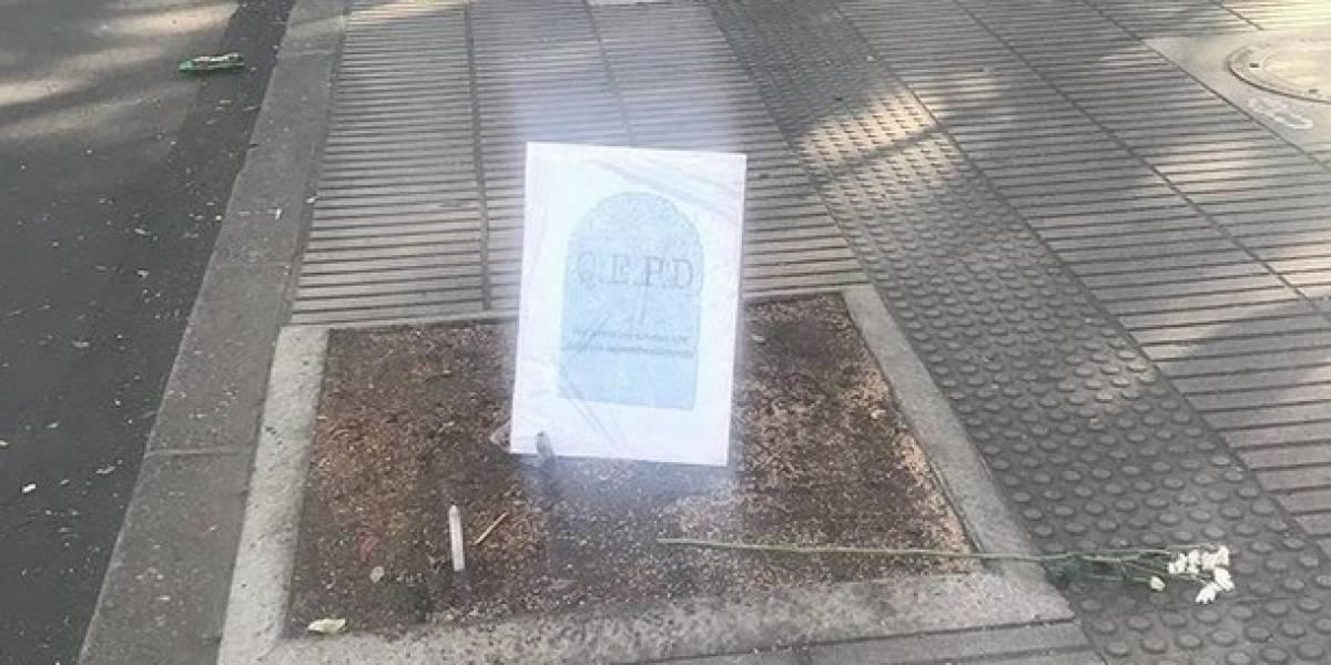 Las misteriosas 'tumbas' que aparecieron en el norte de Bogotá