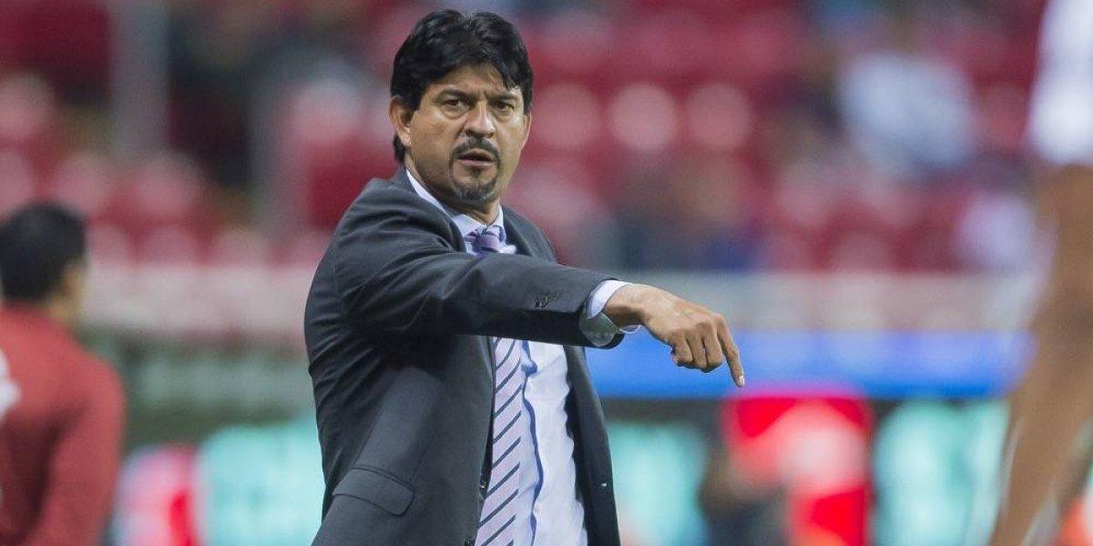 José Cardozo respalda a Miguel Jiménez tras el error