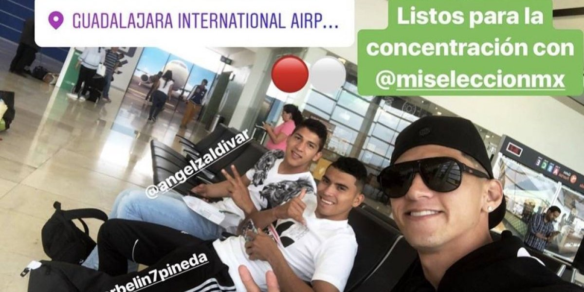 Descansan casi todos los jugadores de Chivas