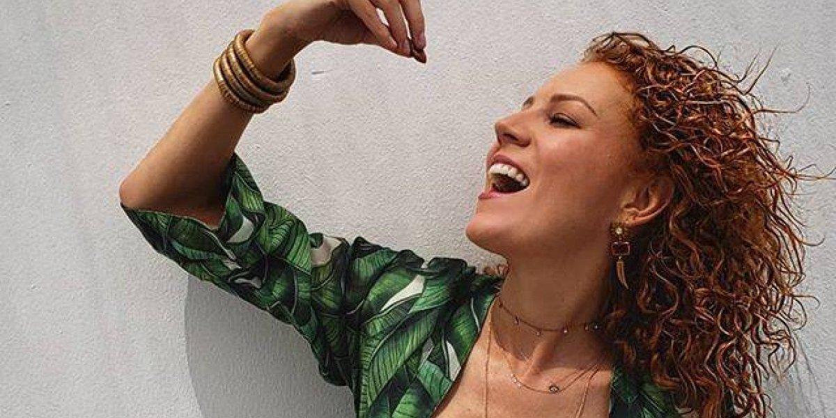 Daniela Magún, de Kabah, posa sensualmente para Maxim